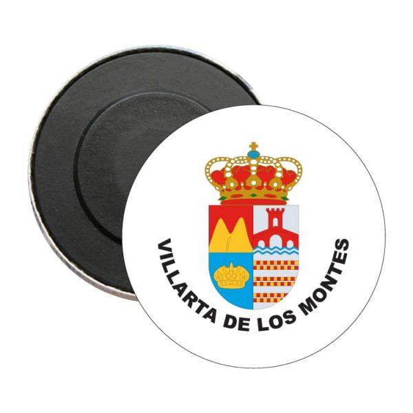 iman redondo escudo heraldico villarta de los montes