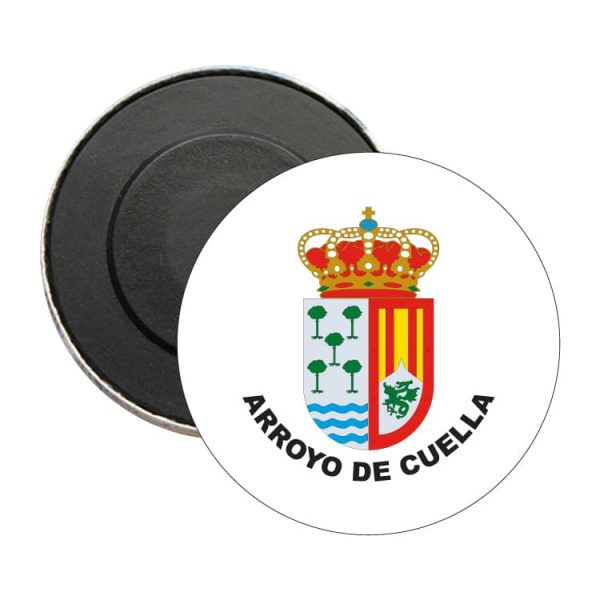 iman redondo escudo heraldico arroyo de cuella