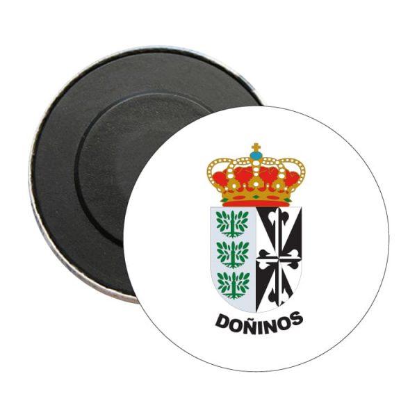 1420 iman redondo escudo heraldico doñinos
