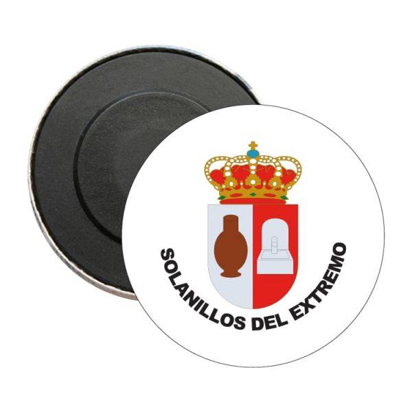 1426 iman redondo escudo heraldico solanillos del extremo