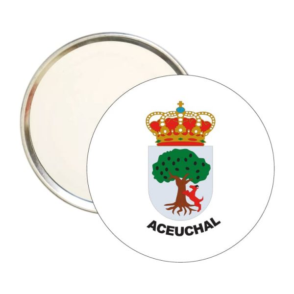 1430 espejo redondo2 escudo heraldico aceuchal