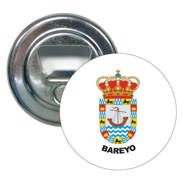 abridor redondo escudo heraldico bareyo