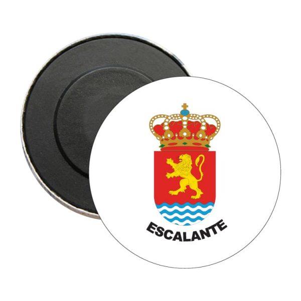 1439 iman redondo escudo heraldico escalante