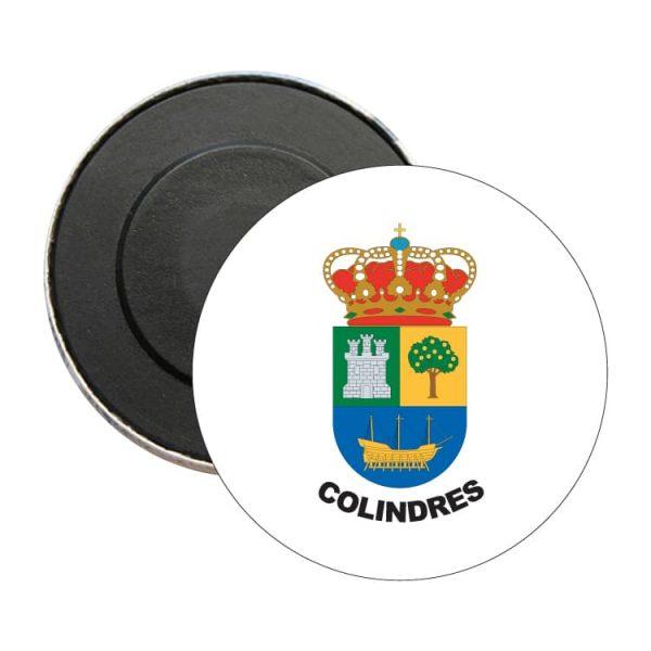 1444 iman redondo escudo heraldico colindres