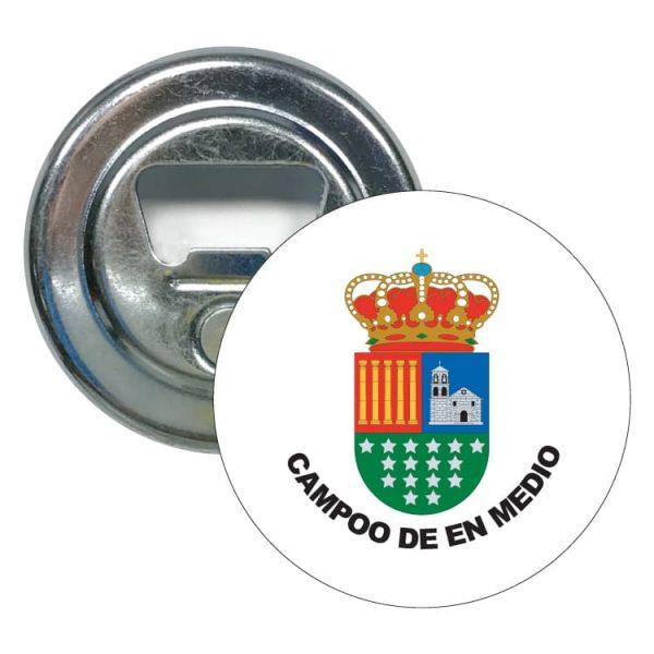 1449 abridor redondo escudo heraldico campoo de en medio