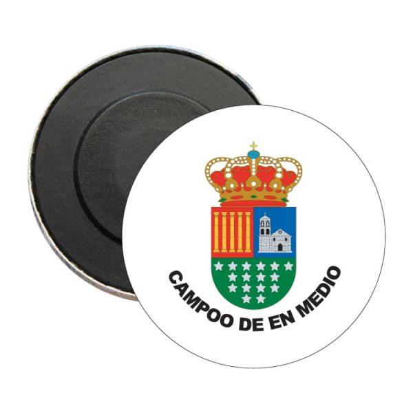 1449 iman redondo escudo heraldico campoo de en medio