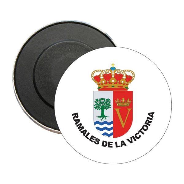 1451 iman redondo escudo heraldico ramales de la victoria