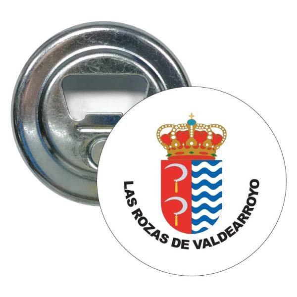 1454 abridor redondo escudo heraldico las rozas de valdearroyo
