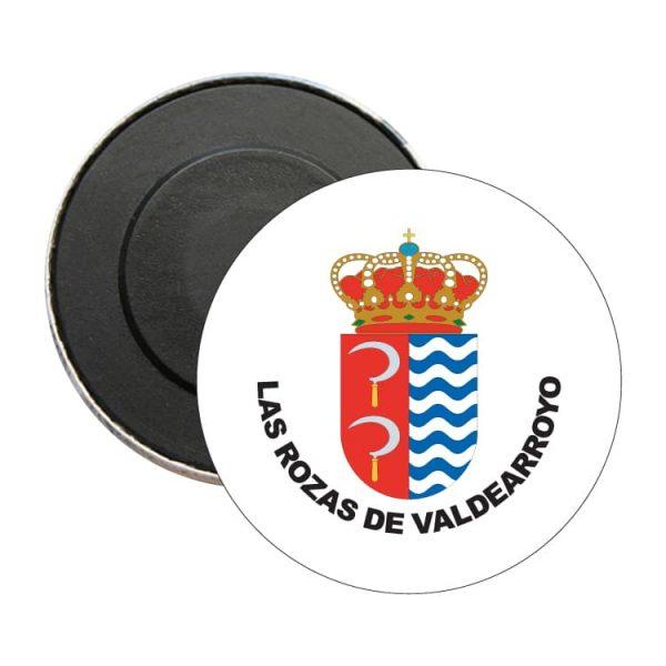 1454 iman redondo escudo heraldico las rozas de valdearroyo
