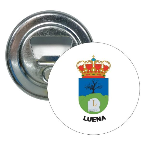 1458 abridor redondo escudo heraldico luena