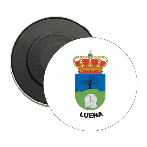 1458 iman redondo escudo heraldico luena