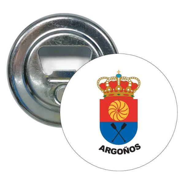 1463 abridor redondo escudo heraldico argoños