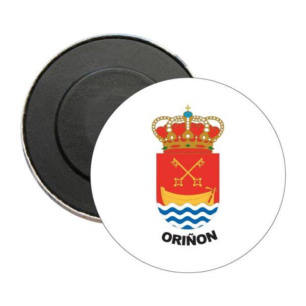 1464 iman redondo escudo heraldico oriñon
