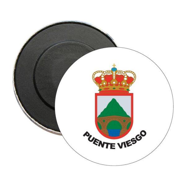 1470 iman redondo escudo heraldico puente viesgo