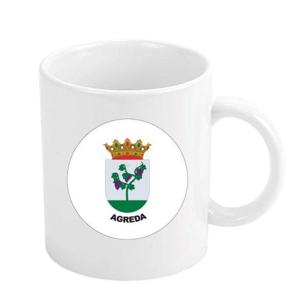 1472 taza escudo heraldico agreda