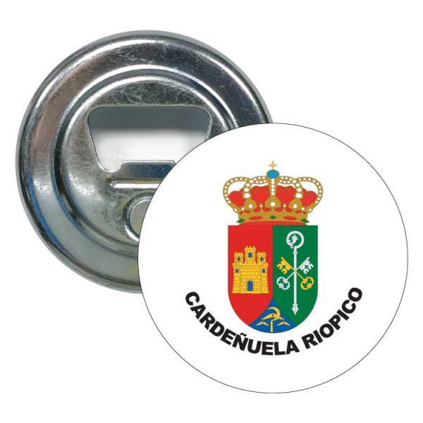 1473 abridor redondo escudo heraldico cardeñuela riopico