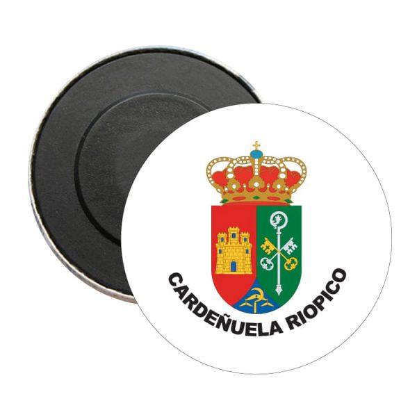 1473 iman redondo escudo heraldico cardeñuela riopico