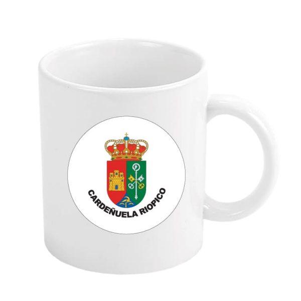 1473 taza escudo heraldico cardeñuela riopico