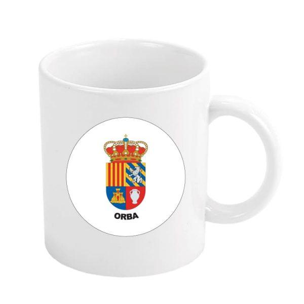 1474 taza escudo heraldico orba