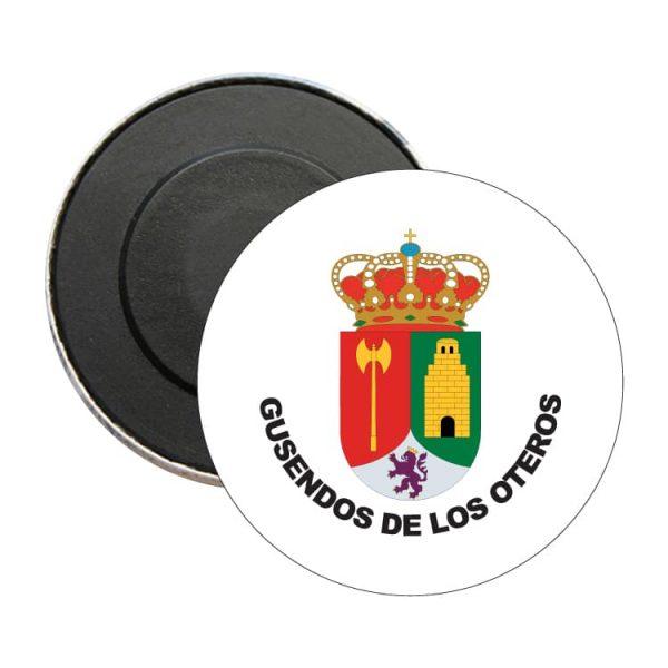1478 iman redondo escudo heraldico gusendos de los oteros