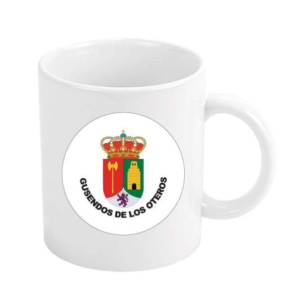 1478 taza escudo heraldico gusendos de los oteros