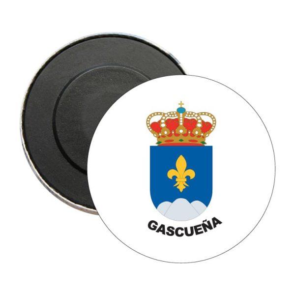 1479 iman redondo escudo heraldico gascueña