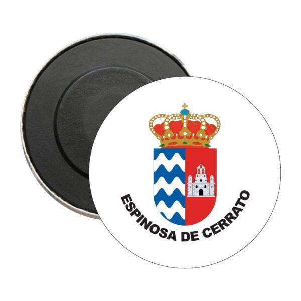 1480 iman redondo escudo heraldico espinosa de cerrato