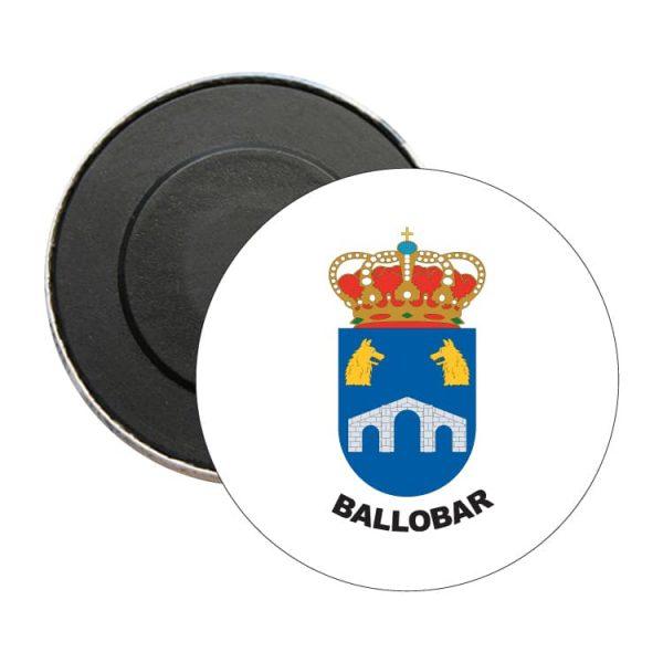 1481 iman redondo escudo heraldico ballobar
