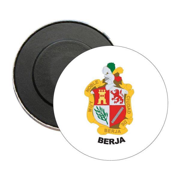 1487 iman redondo escudo heraldico berja