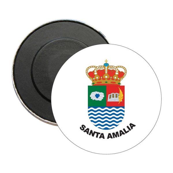 1488 iman redondo escudo heraldico santa amalia