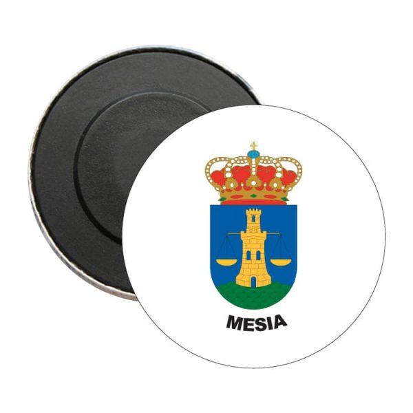 1489 iman redondo escudo heraldico mesia