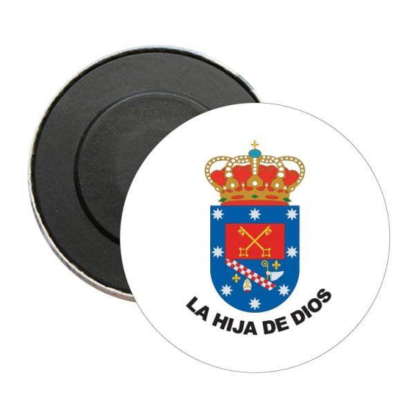 1490 iman redondo escudo heraldico la hija de dios