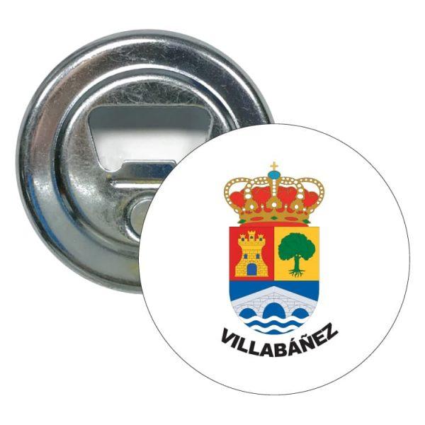 1491 abridor redondo escudo heraldico villabañez