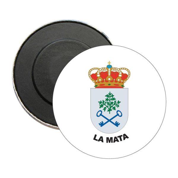 1495 iman redondo escudo heraldico la mata