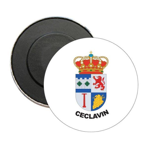 1497 iman redondo escudo heraldico ceclavin