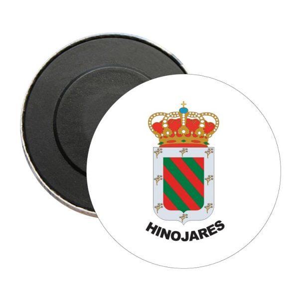 1499 iman redondo escudo heraldico hinojares