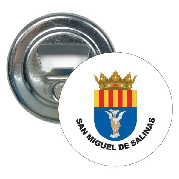 1500 abridor redondo escudo heraldico san miguel de salinas