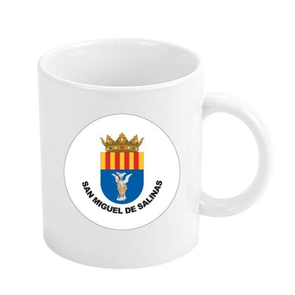 1500 taza escudo heraldico san miguel de salinas