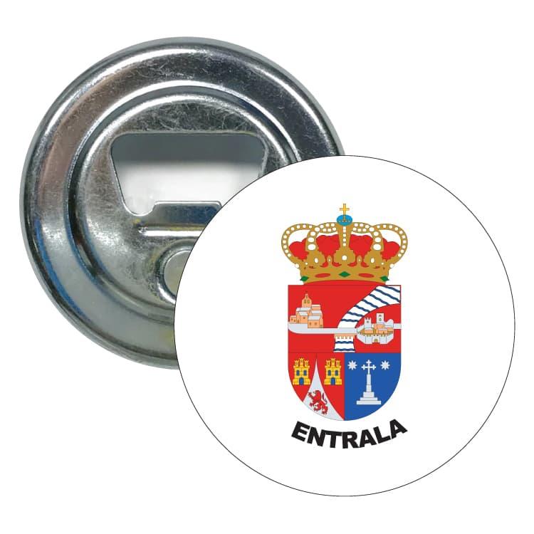 1503 abridor redondo escudo heraldico entrala