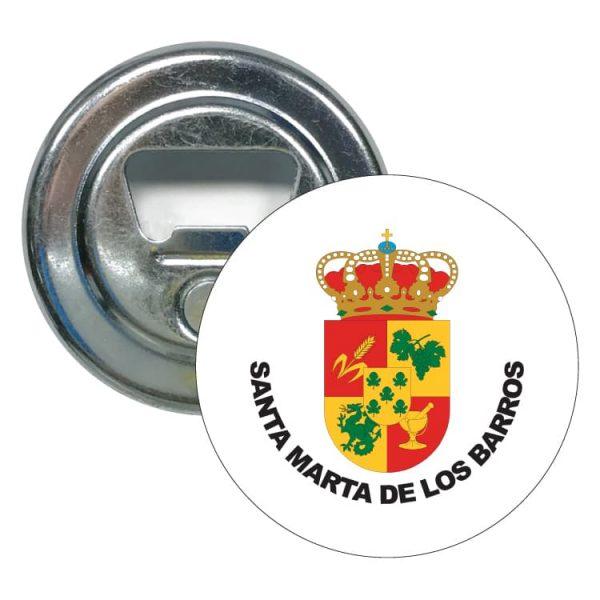 1504 abridor redondo escudo heraldico santa marta de los barros