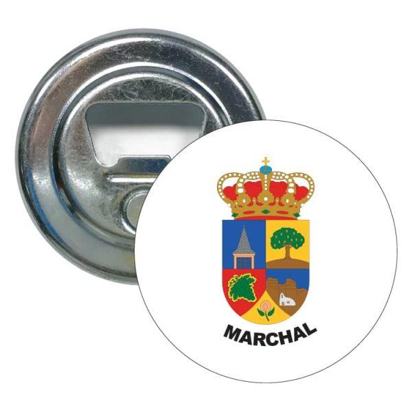 1505 abridor redondo escudo heraldico marchal