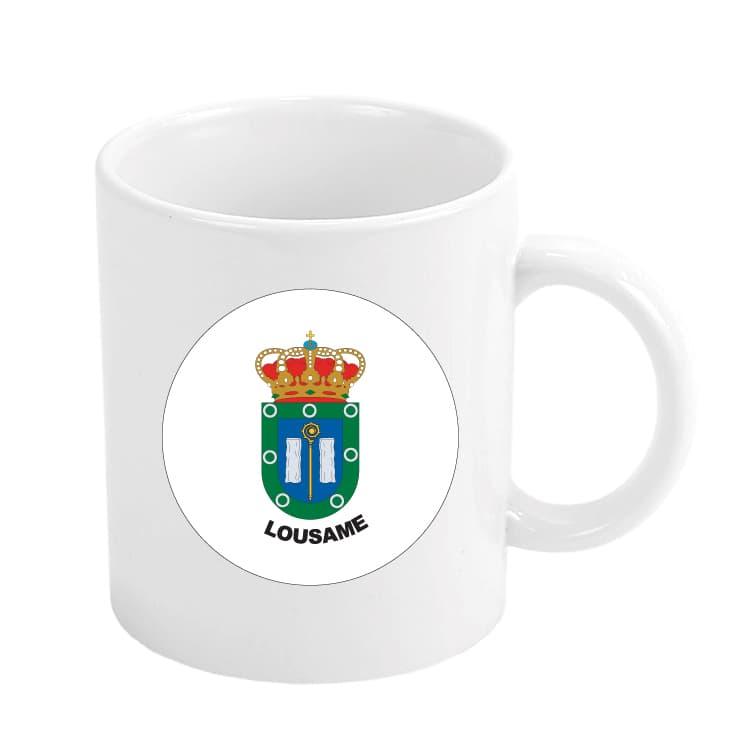 1506 taza escudo heraldico lousame