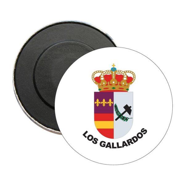 1507 iman redondo escudo heraldico los galalrdos
