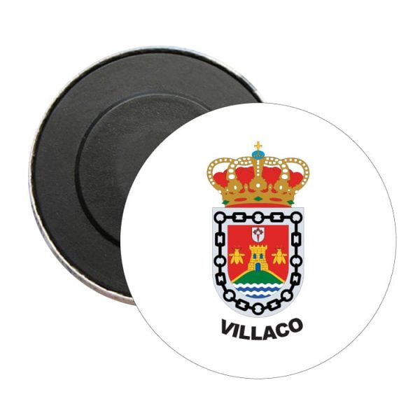 1510 iman redondo escudo heraldico villaco
