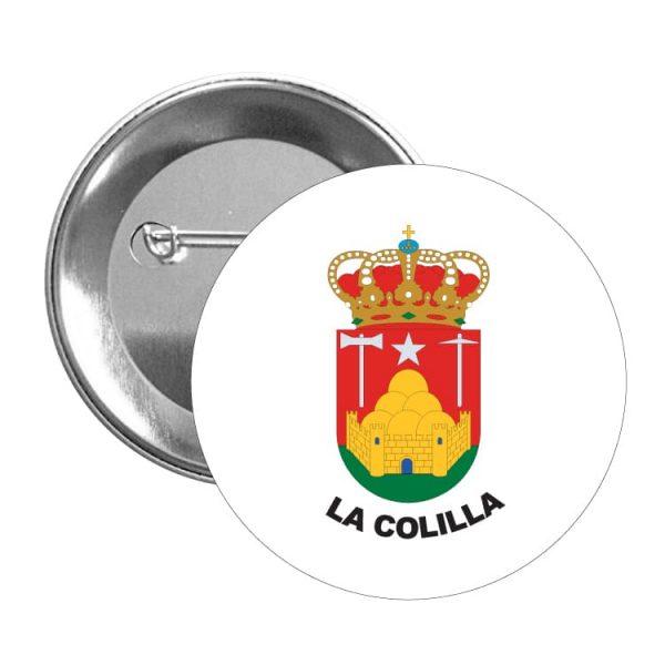 1511 chapa escudo heraldico la colilla