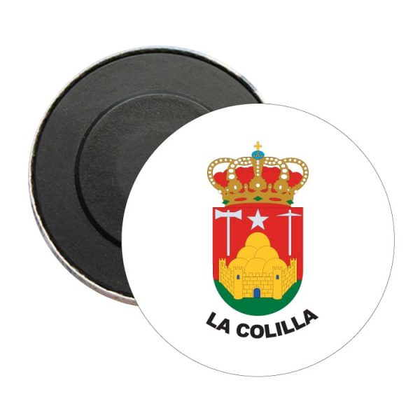 1511 iman redondo escudo heraldico la colilla