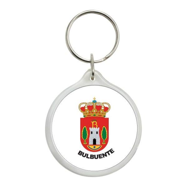1513 llavero redondo escudo heraldico bulbuente