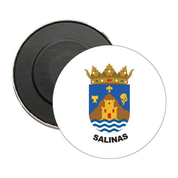 1514 iman redondo escudo heraldico salinas