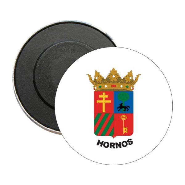 1516 iman redondo escudo heraldico hornos