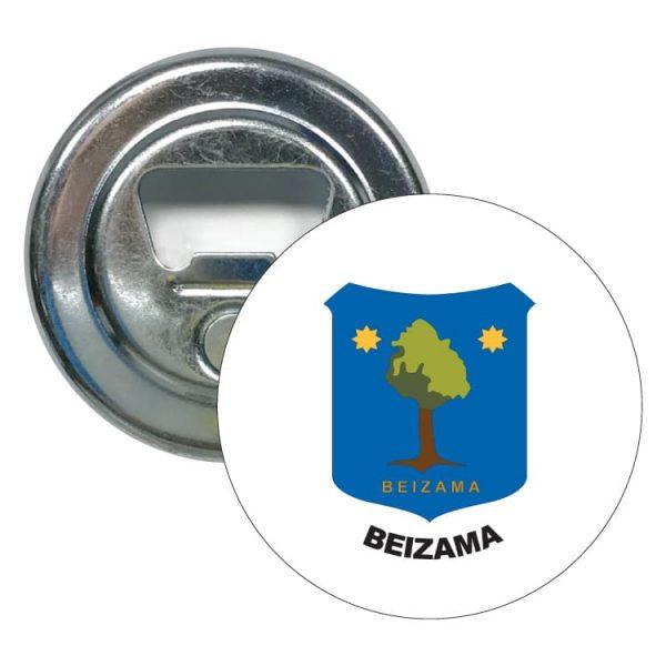 1528 abridor redondo escudo heraldico beizama